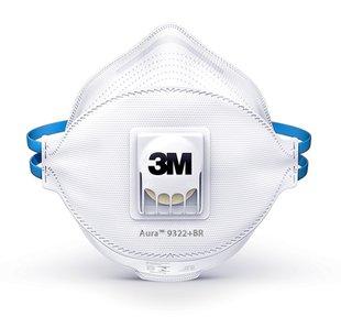 Máscara Respiratória 9322 Pff2 3m