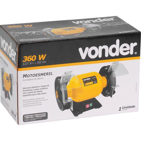 Motoesmeril 360W Mono Vonder