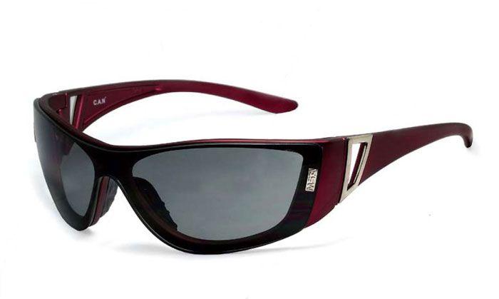 Óculos Antiembaçante E Antirrisco Starling Cinza/Vermelho Msa