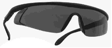Óculos De Proteção Adjust Cinza Hsd