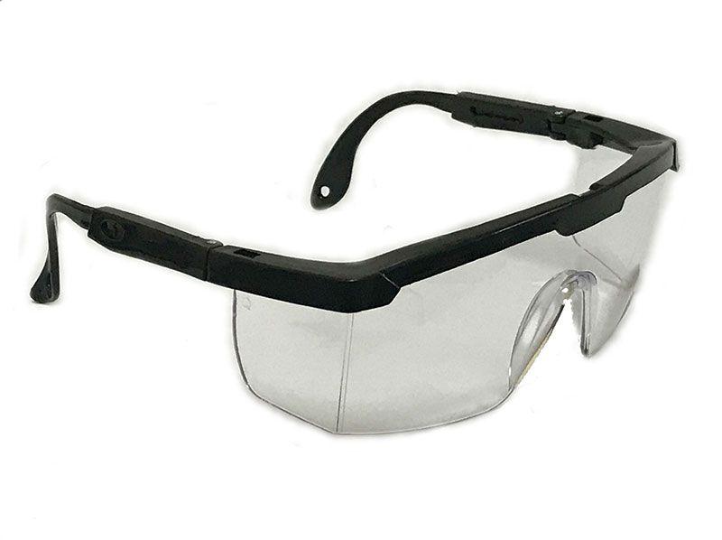Óculos De Proteção Rj Incolor Poli-Fer