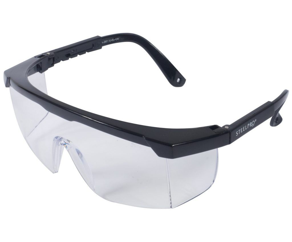 Óculos De Proteção Rj Incolor Vicsa