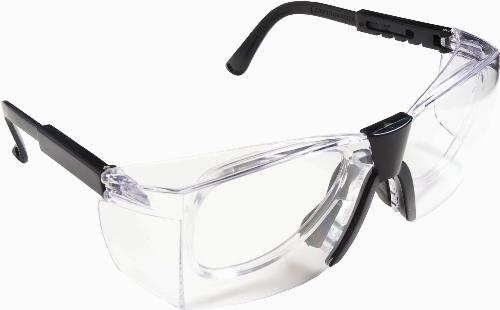 Óculos De Sobrepor Para Grau Delta Carbografite