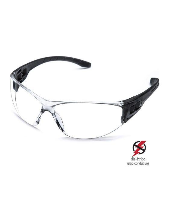 Óculos Padova Incolor Steelflex