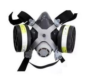 Respirador Semi Facial Mig12 Vo/Ga Com 2 Filtros Destra