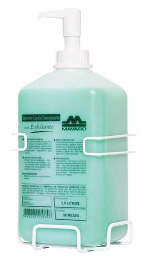 Sabonete Líquido Desengraxante Com Esfoliante 2,8 Litros Mavaro