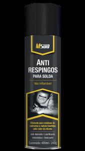 Spray Antirrespingo S/ Silicone Para Solda 400ml M500