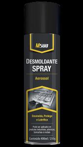 Spray Desmoldante C/ Silicone 400ml M500