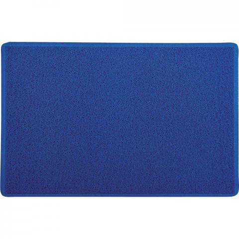 Tapete Vinil Kap Silver Azul Royal 60cm X 90cm Kapazi
