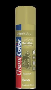 Tinta Spray Uso Geral 400ml Chemicolor
