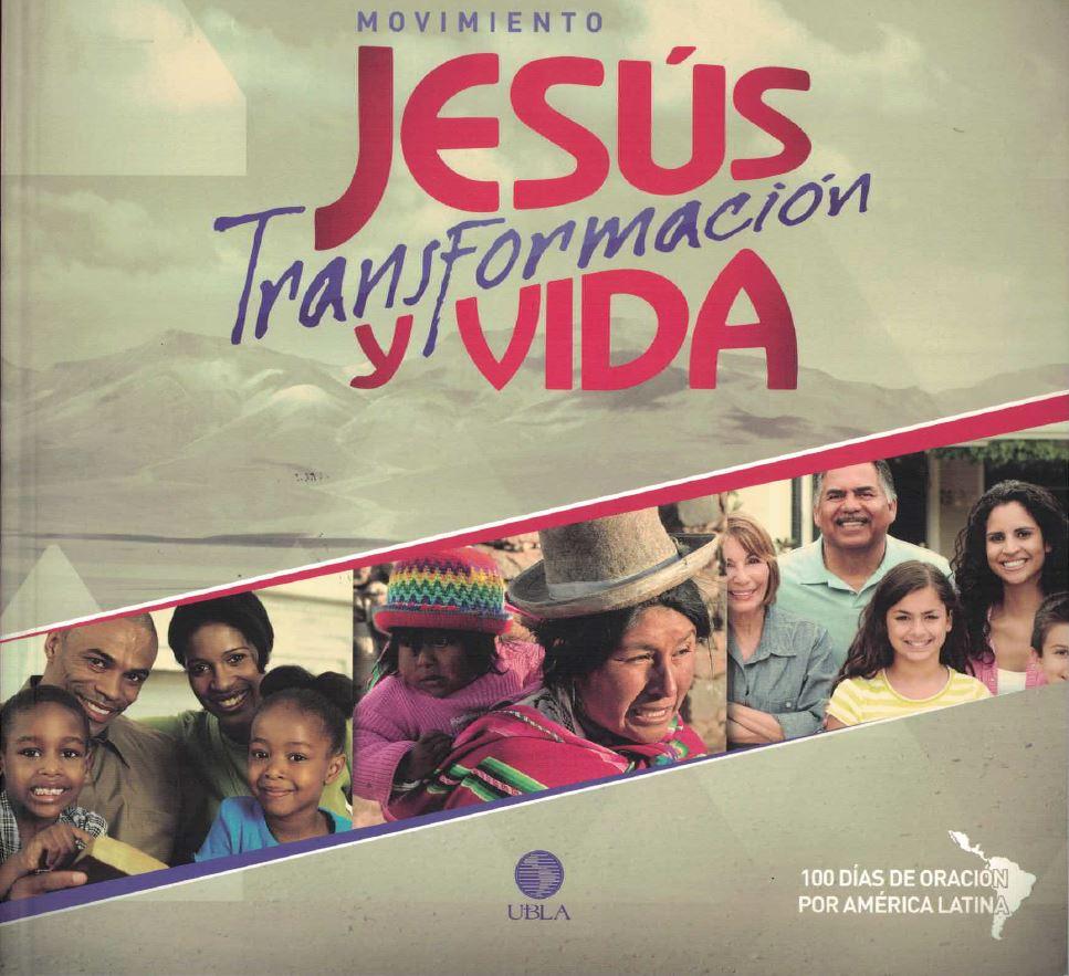 100 dias de oração pela América Latina - Espanhol