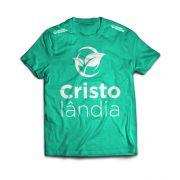 Camisa Cristolândia - Verde