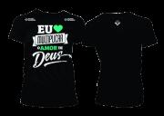 Camisa Eu amo multiplicar o amor de Deus