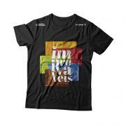 Camisa Improváveis - Preta
