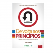 E-book - De volta aos princípios - (Produto Digital)
