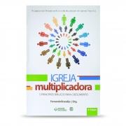 E-book - Igreja multiplicadora - (Produto Digital)