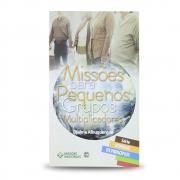 E-book - Missões para pequenos grupos multiplicadores - (Produto Digital)