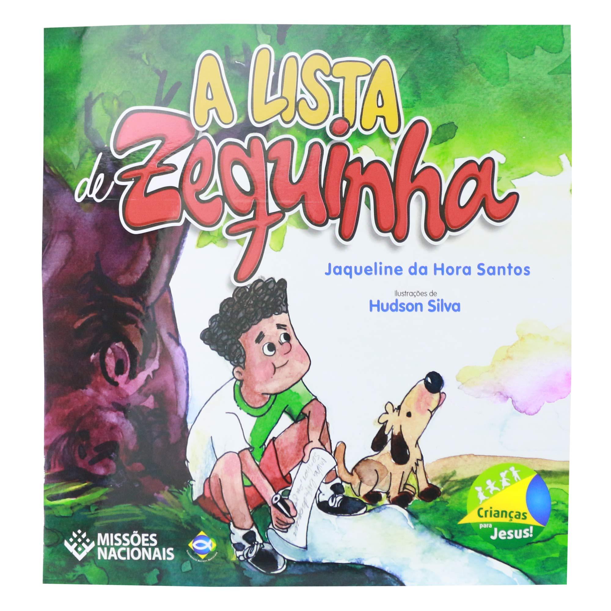 """Zequinha - Vol. 2 - """"A Lista"""""""