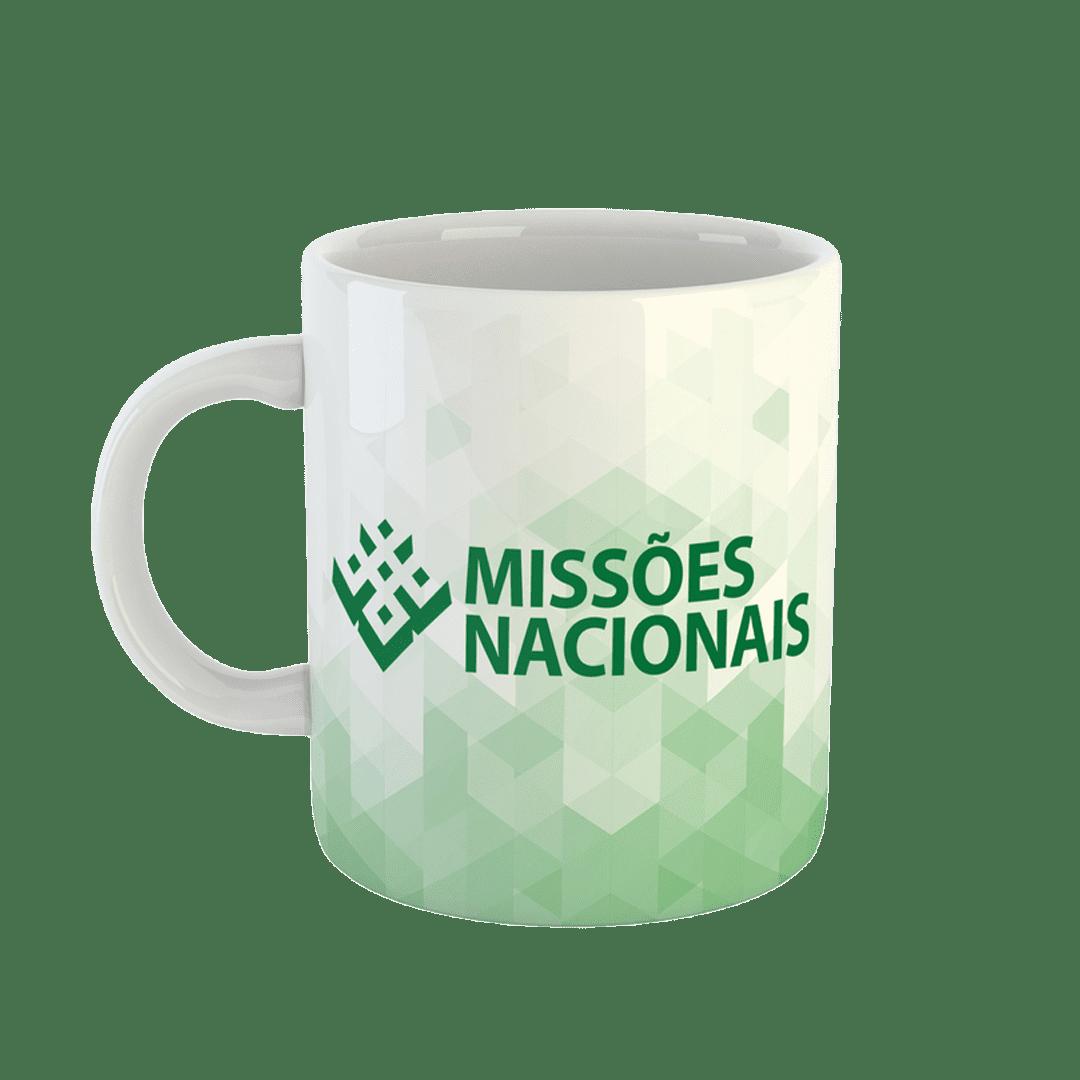 Caneca - Missões Nacionais