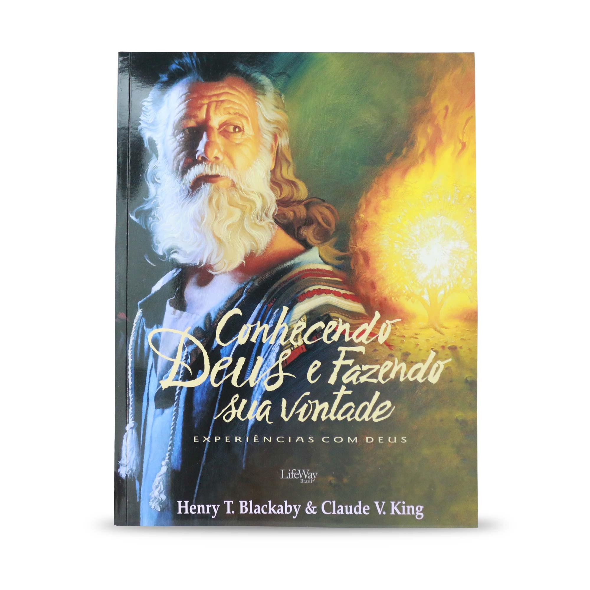 Conhecendo Deus - aluno, Livro