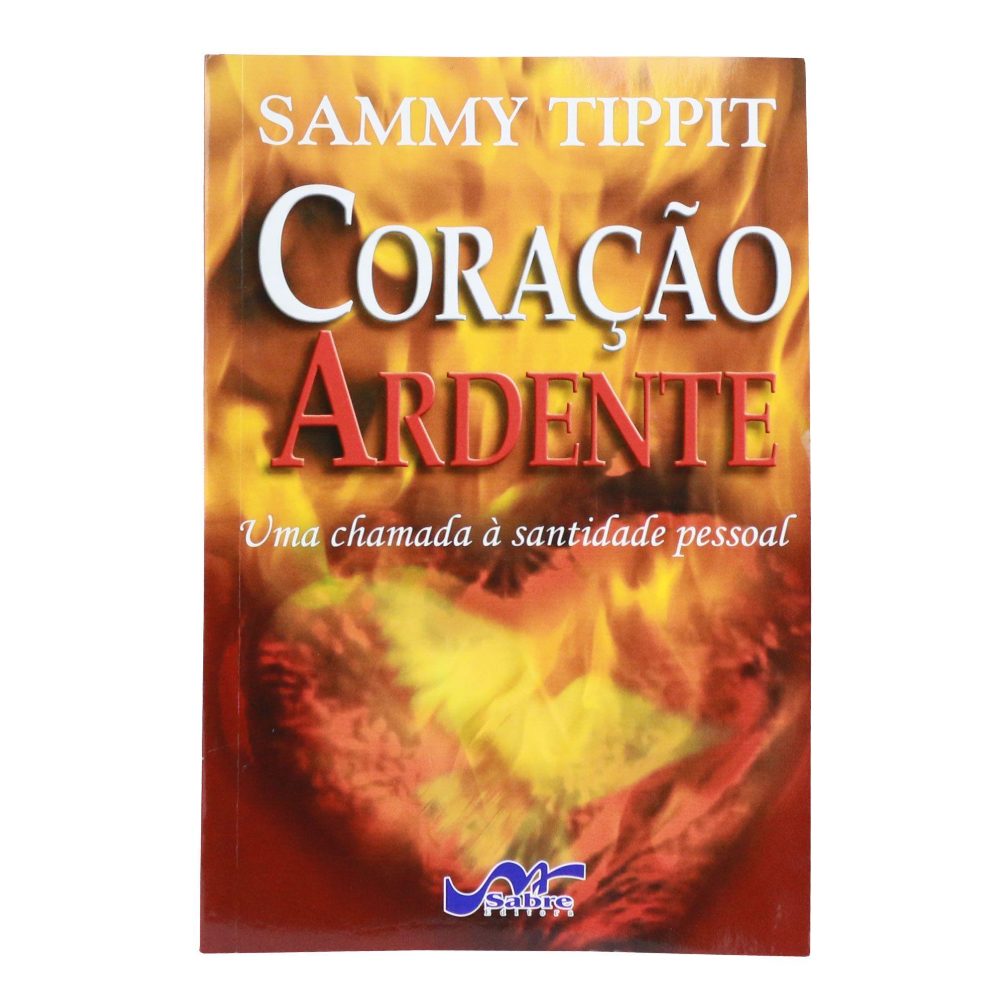 Coração Ardente, livro