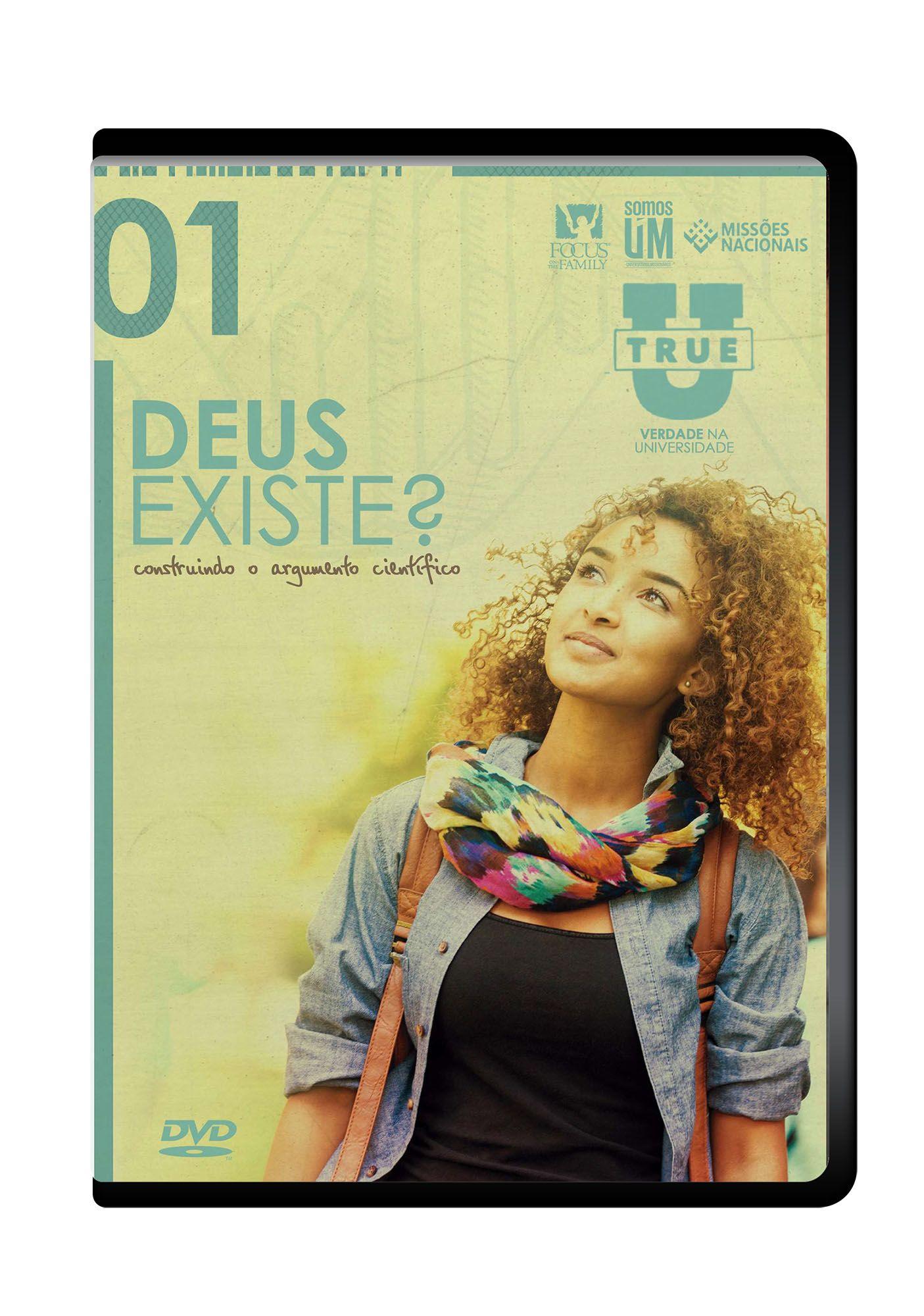 DVD True U - Vol. 1 - Deus existe?