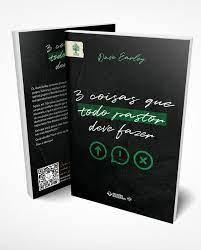 E-book - 3 coisas que todo pastor deve fazer - (Produto Digital)