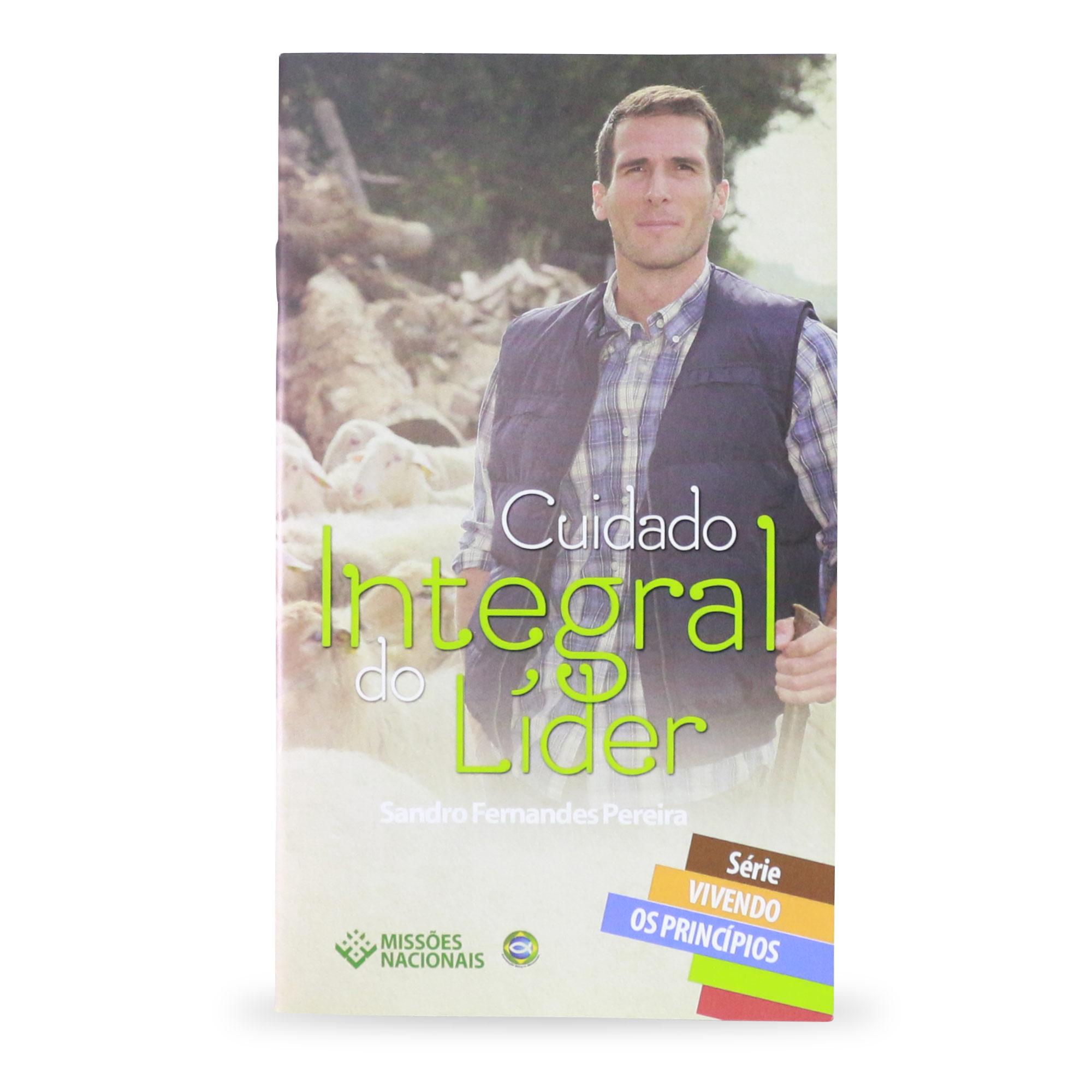 E-book - Cuidado integral do líder - (Produto Digital)