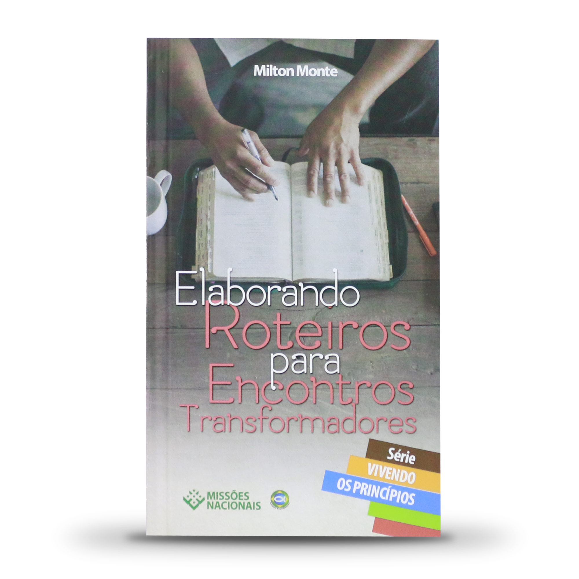 E-book - Elaborando roteiros para encontros transformadores - (Produto Digital)