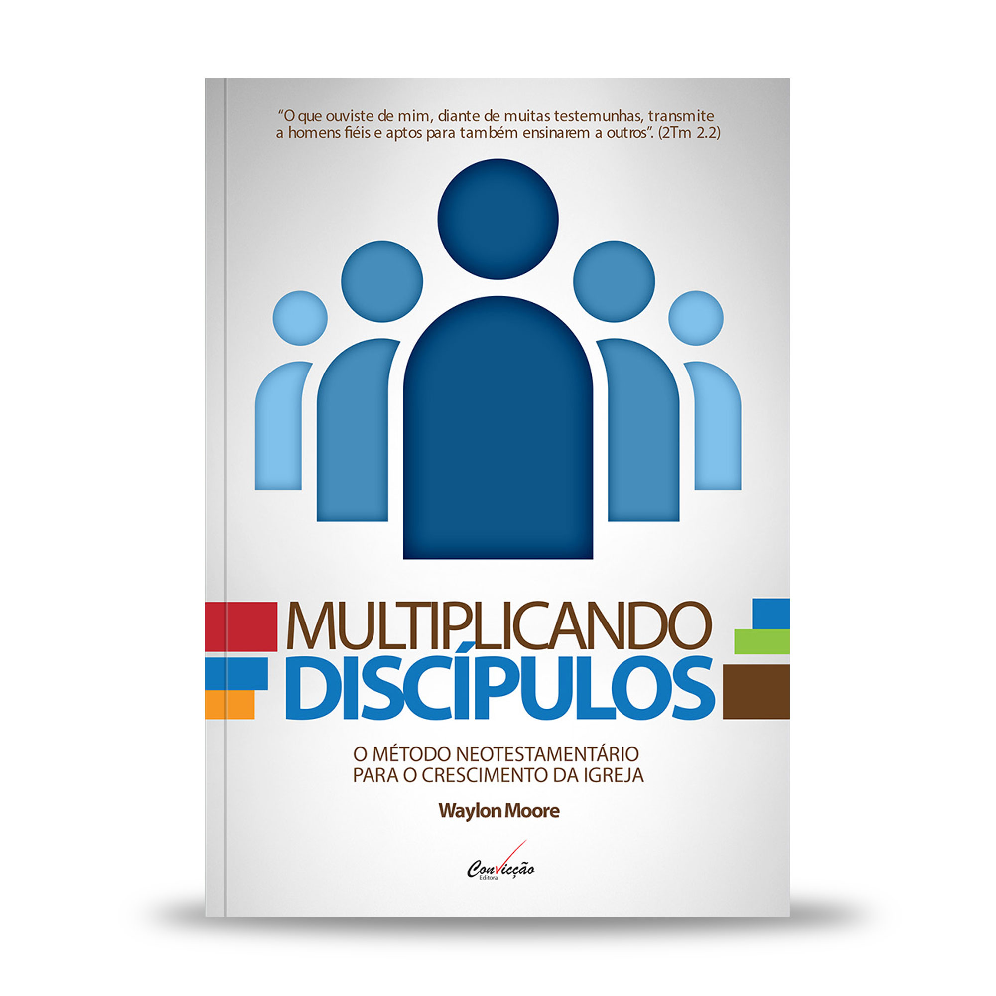 E-book - Multiplicando discípulos - (Produto Digital)
