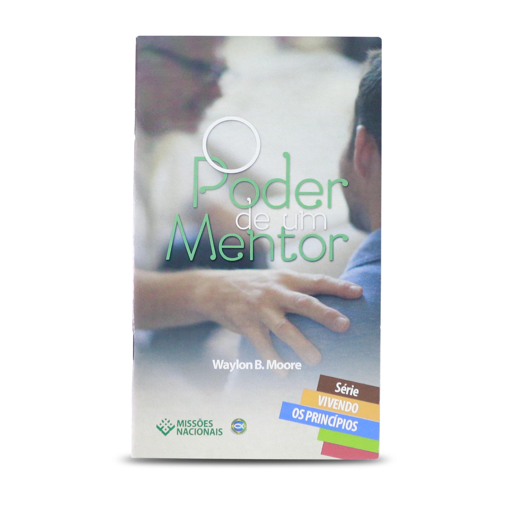 E-book - O poder de um mentor - (Produto Digital)