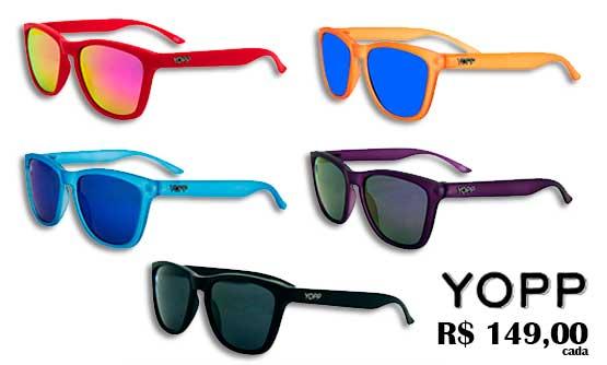 óculos yopp