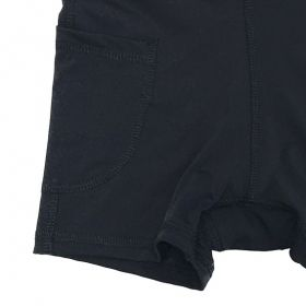 Saia shorts infantil estampa matrioska