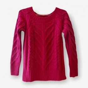 Blusa Hagnes pink tricot