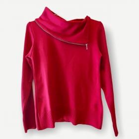Blusa Fernanda pink tricot