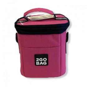 Bolsa térmica pequena 2GOBAG Pink