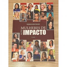 LIVRO EMPREENDEDORISMO FEMININO - MULHERES DE ALTO IMPACTO