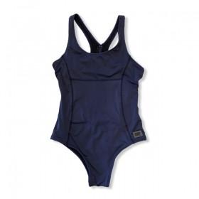 Maiô natação em swim azul marinho