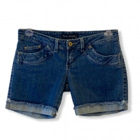 Shorts Blue Jeans