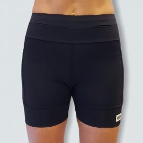 Shorts de compressão 1500 bolsos em sportiva preto