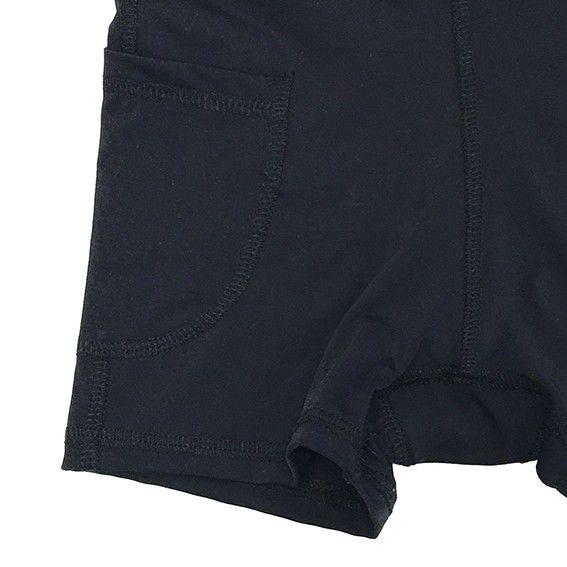 Saia shorts infantil estampa pincelada  - Vivian Bógus