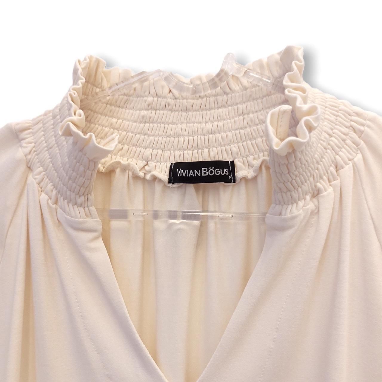 Blusa Ana Paula off white
