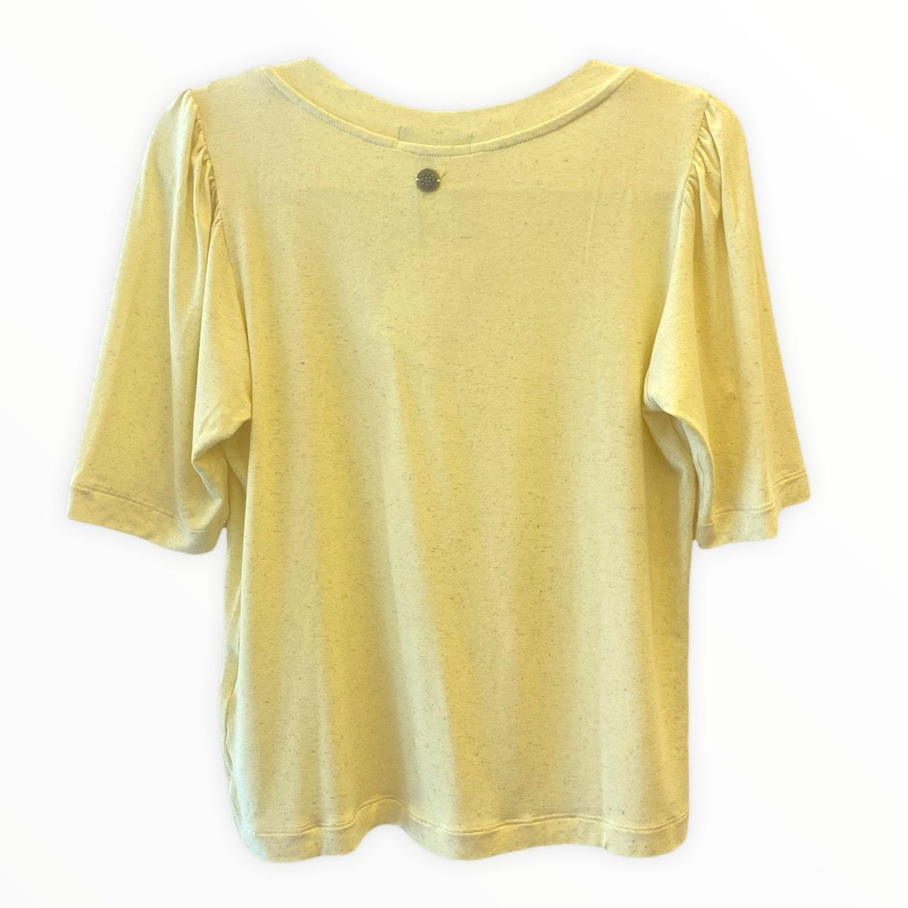 Blusa Clarissa amarela