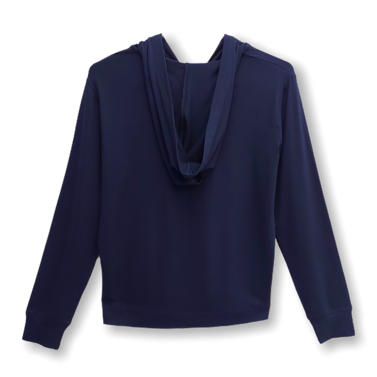 Blusa Giovana azul marinho  - Vivian Bógus