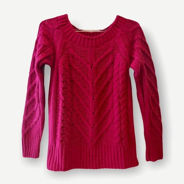 Blusa Hagnes pink tricot  - Vivian Bógus