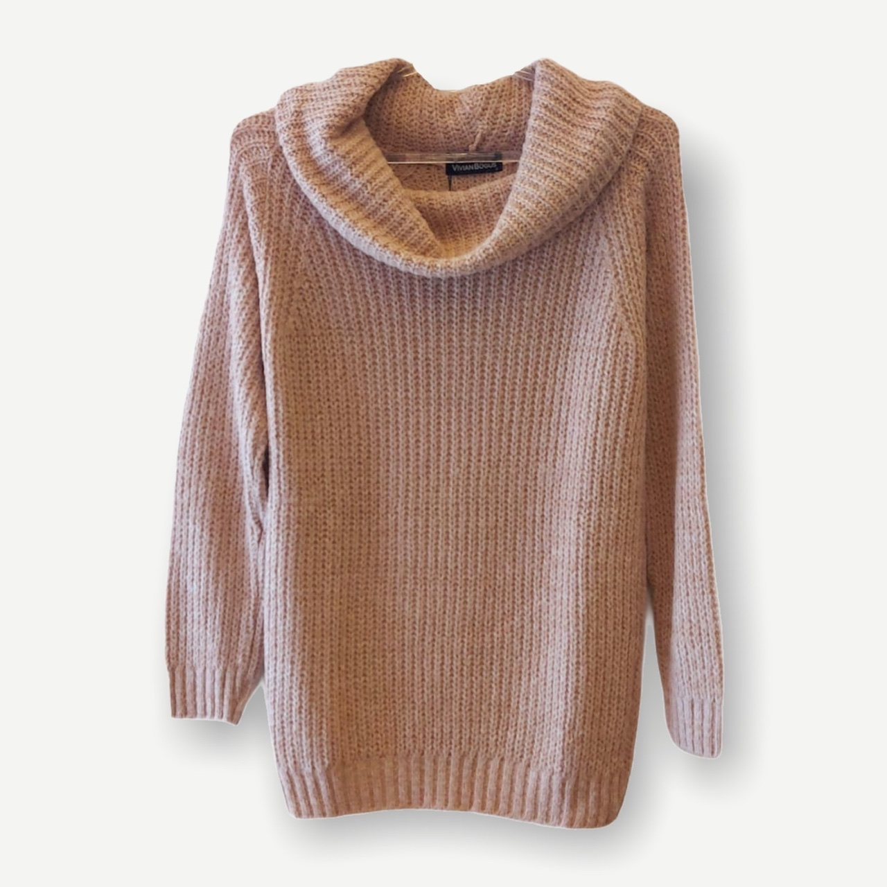 Max Pull Madalena em tricot  - Vivian Bógus