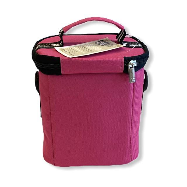 Bolsa térmica pequena 2GOBAG Pink  - Vivian Bógus