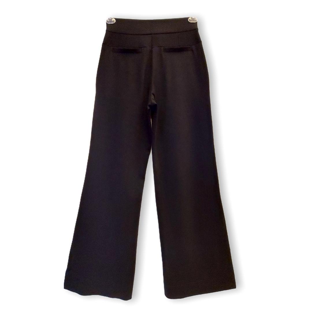 Calça Bia pantalona preta