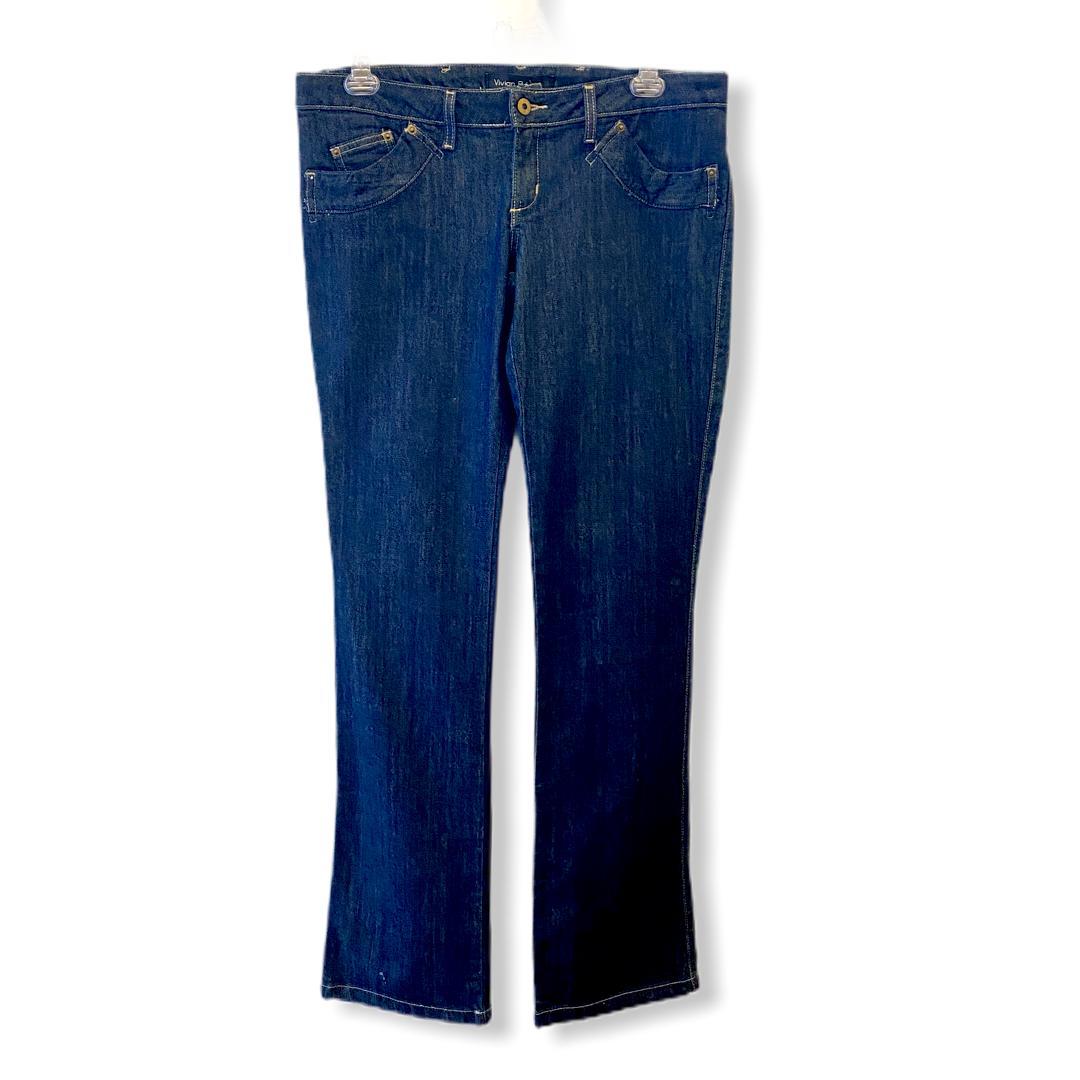 Calça Blue Jeans  - Vivian Bógus