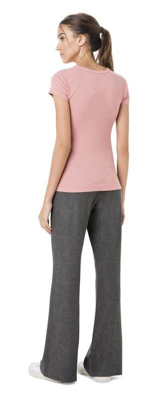 calça pantalona turbante mescla  - Vivian Bógus